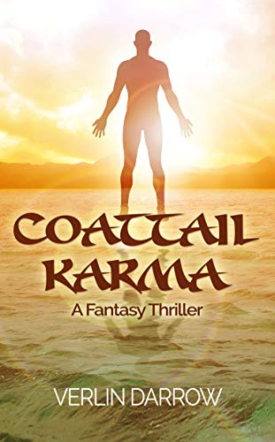 Coattail Karma by [Darrow, Verlin]