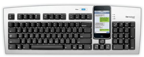 Matias One Keyboard USB QWERTY Inglés teclado para móvil: Amazon.es: Electrónica