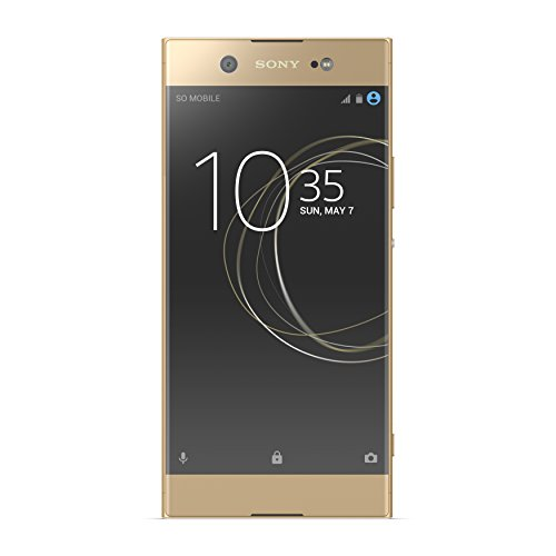 "Sony Xperia XA1 Ultra 6"" Factory Unlocked Phone - 32GB - Gold (U.S. Warranty)"