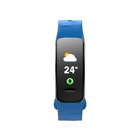 ACEBABY Smart Watch Sports Fitness Activity Heart Rate Tracker Reloj de presión Arterial Fitness Tracker,