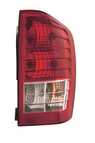 Genuine Hyundai Parts 92402-4J000 Passenger Side Taillight Assembly - Genuine Hyundai Parts
