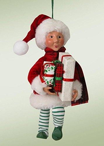 Byers Choice Christmas Figures (6.5