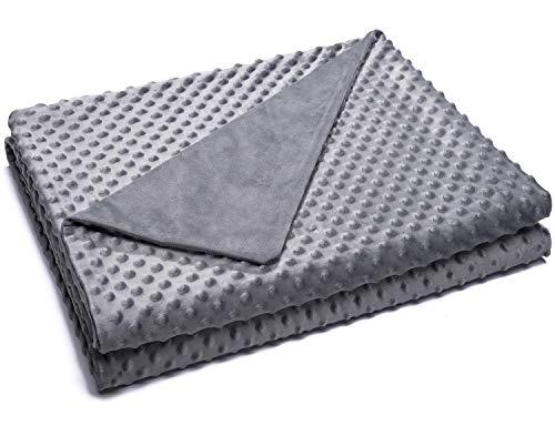(Kpblis Duvet Cover for Weighted Blanket 60