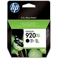 HP 920XL CD975AE SİYAH MÜREKKEP KARTUŞ (1)