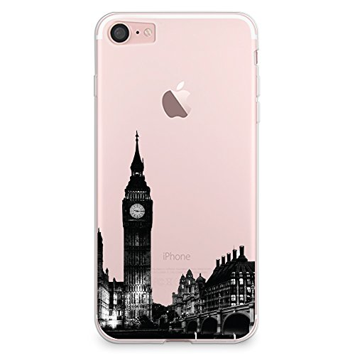 CasesByLorraine iPhone 8 Case, iPhone 7 Case, London...