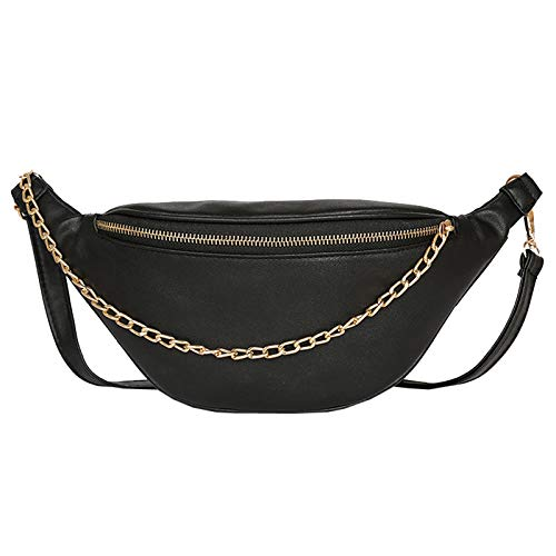 c11385c80195 DENER❤ Women Ladies Chest Waist Bags Crossbody Bag Shoulder Bag ...