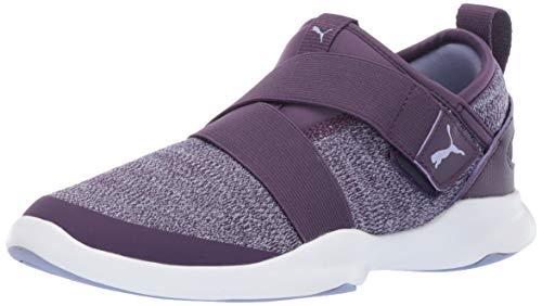 PUMA Women's Dare AC Sneaker, Indigo White-Sweet Lavender, 8 M US