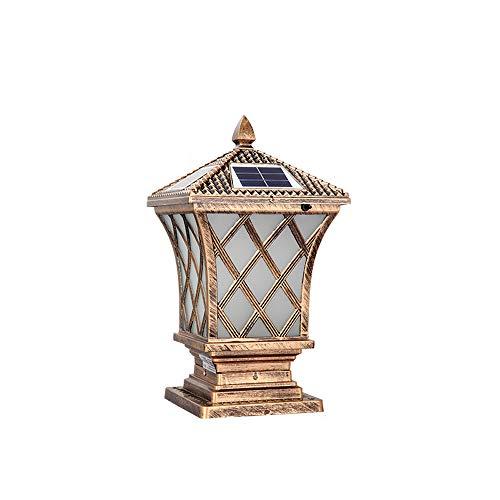 Outdoor Lighting For Brick Columns