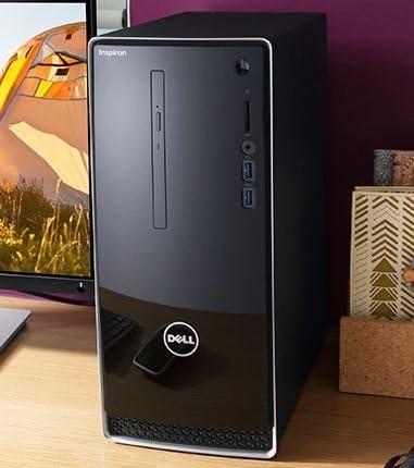 Dell Inspiron High Performance Tower Computer PC (Intel Quad Core i7-7700, 16GB_DDR4 Ram, 128GB_SSD+1TB_HDD, NVIDIA GeForce GTX_1050, HDMI, WIFI, DVD-RW) Win 10 Pro 41rd5qSSyqL