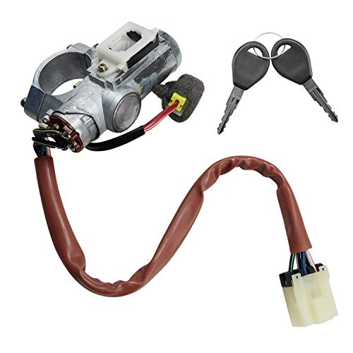 Beck Arnley 201-2058 Ignition Lock and Cylinder Assembly ()