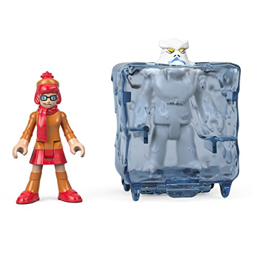 Fisher-Price Imaginext Scooby-Doo Velma & Snow Ghost - Figures, Multi - Characters Scooby Doo