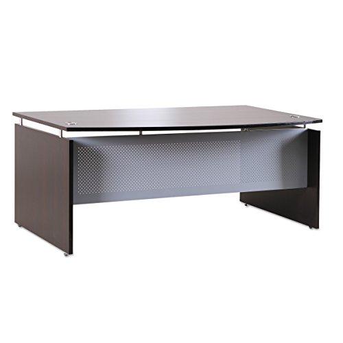 Alera ALESE227242ES Sedina Series Bow Front Desk Shell, 72w