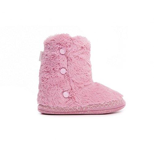 Diana - Dusky Pink/Cream
