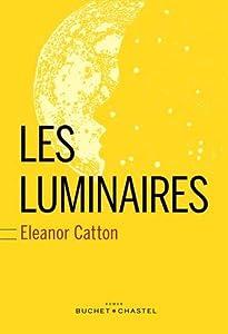 vignette de 'Les luminaires (Eleanor Catton)'