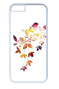 The Birds Upon The Treetops Slim Soft Cover for iPhone 6 Plus Case ( 5.5 inch ) PC White Cases
