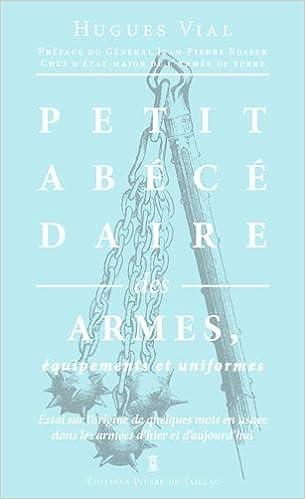Livre PETIT ABECEDAIRE DES ARMES epub pdf