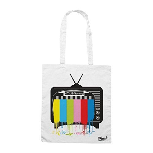Borsa Mush Clothing Television - Bianca - Mush by Mush Dress Your Style