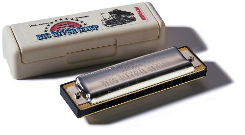 Hohner Big River Harmonica, Key of F for sale  Delivered anywhere in USA