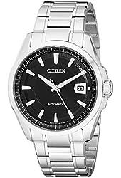 "Citizen Men's NB0040-58E ""The Signature Collection"" Grand Classic Automatic Dress Watch"