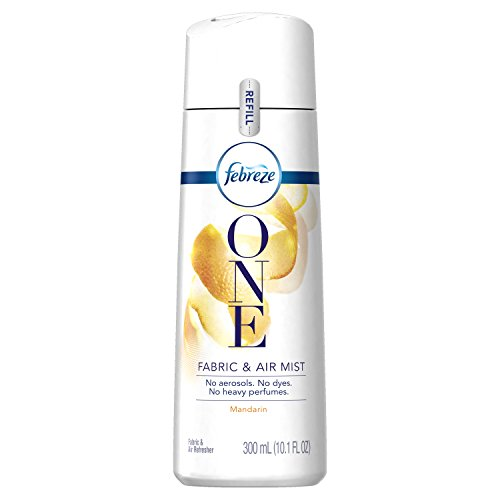 One Refill - Febreze One Fabric and Air Mist Refill, Mandarin Scent, 10.1 Ounce