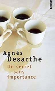 Un secret sans importance : roman, Desarthe, Agnès