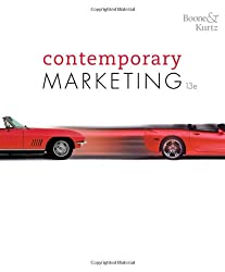 Contemporary Marketing (Available Titles CengageNOW)