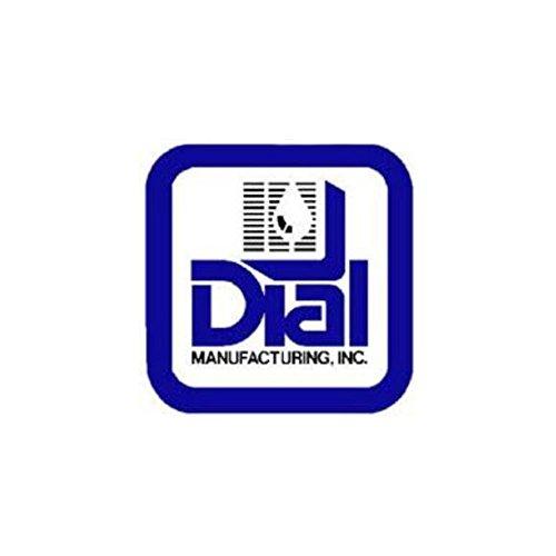 Dial 7587 Pigtail Pump Receptacle