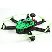 KingKong 300mm Bind and Fly Hexacopter with Camera, Video Transmitter and Antenna