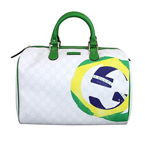 White Gucci Handbag - 5