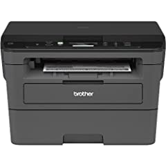 Infused with Brother's latest technology and designed to enhance office efficiency, the Brother HL L2390DW is a reliable, robust, and affordable monochrome laser printer with copying and scanning capabilities that is perfect for the home or s...