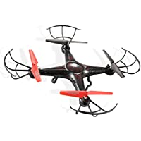 Jielin 2.4G 6-Axis Gyro Drones Headless Aerial RC Quadcopter(Black)