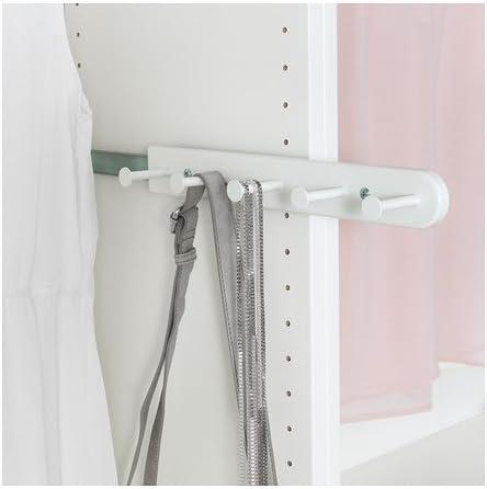 Ikea Komplement Extraible De Usos Multiples Percha Blanco 35 Cm Amazon Es Hogar