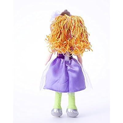 Manhattan Toy Groovy Girls Fairybelles Nissa Fashion Doll: Toys & Games