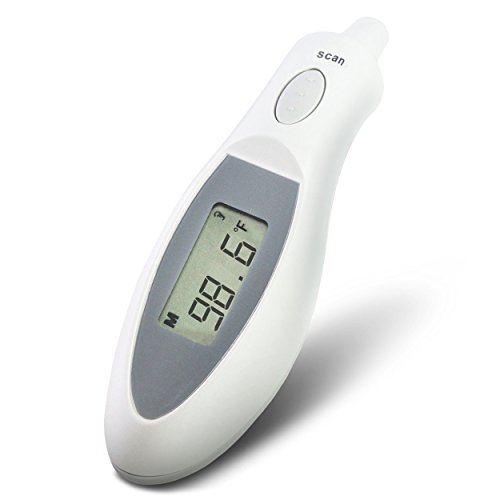 Medical Thermometer Technology Waterproof Necessary