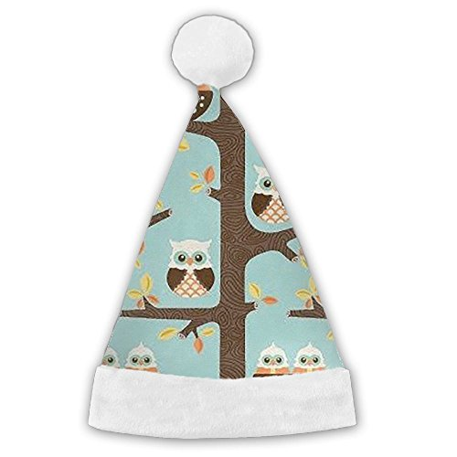 The Owl Is In The Tree Elf Hats - Christmas Costumes & Accessories & Costume (Owl In A Tree Costume)
