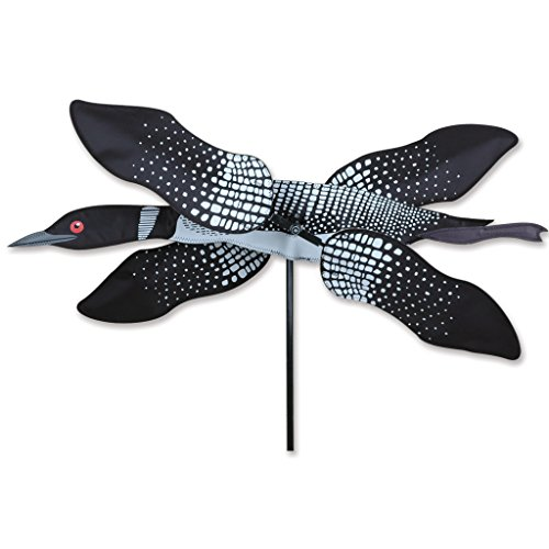 Whirligig Spinner - 28 In. Loon