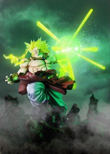 Tamashii Nations Figuarts Zero Super Saiyan Broly-the Burning Battles