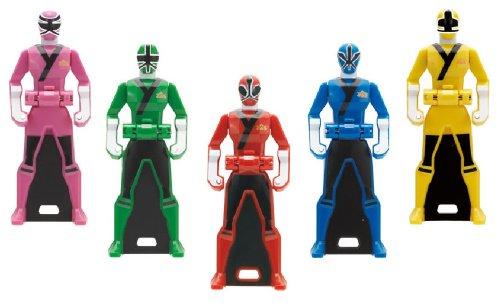 Ranger Key (Gokaiger Ranger Key Set 07)