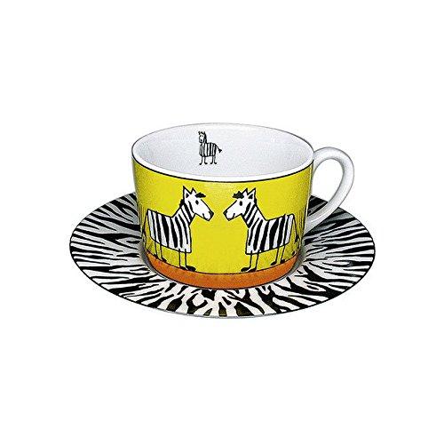 Könitz Cappuccino Animal Stories - Zebra Könitz Porzellan GmbH