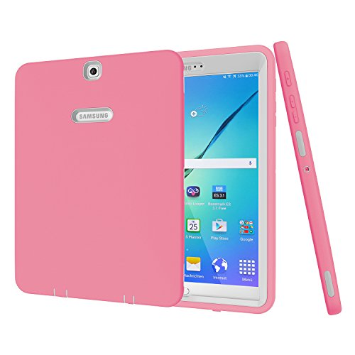 Galaxy Tab S2 9.7 Case, Beimu 3 in 1 Shockproof Heavy Duty Rugged Hybrid Armor Defender Protection Cover for Samsung Galaxy Tab S2 9.7