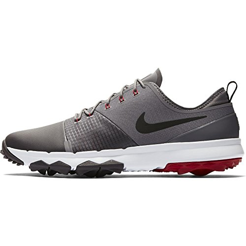 Homme Sneakers NIKE Grey FI Multicolore Gunsmoke 001 Gym Impact Thunder Basses 3 Black Red rqq1Xw