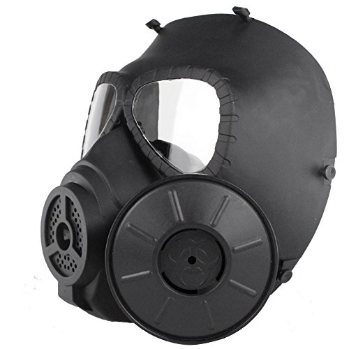 M04 Airsoft Tactical Protectivefull Face Gas Mask Pubg Merchandise