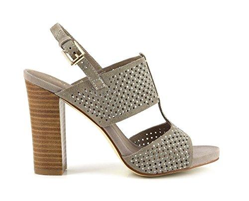 CafèNoir - Zapatos de vestir para mujer * * Arena