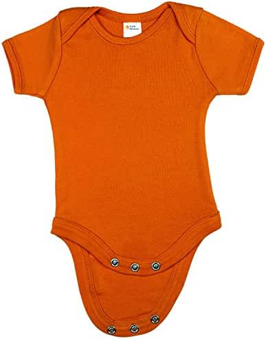 Earth Elements Baby Short Sleeve Bodysuit