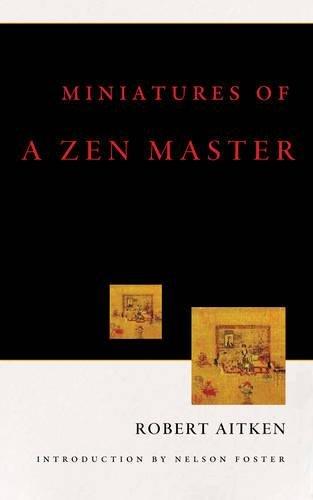 Miniatures of a Zen Master (Avon Miniature)