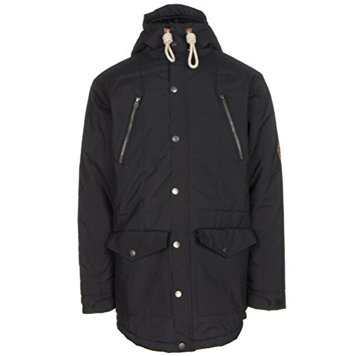 O'Neill Men's Element Snowboarding Jacket, Black Out, X-Large (Oneill Snowboard Jackets)