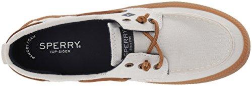 Sperry Top-sider Kvinders Crest Resort Reb Sneaker Hvid ryXygk