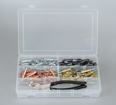 CLECO KIT (50 CLECOS & PLIERS) by Aircraft Tool Supply