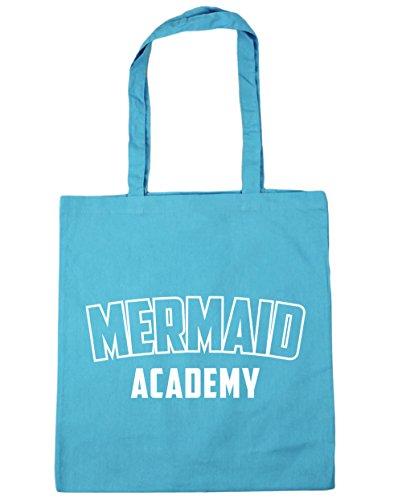 Beach HippoWarehouse Shopping Academy 42cm Bag litres 10 Surf Tote Blue x38cm Gym Mermaid qrxrwtRAX