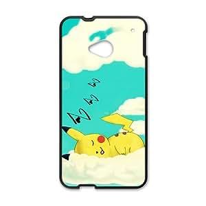 HTC One M7 Phone Case Cover pikachu PKC6067